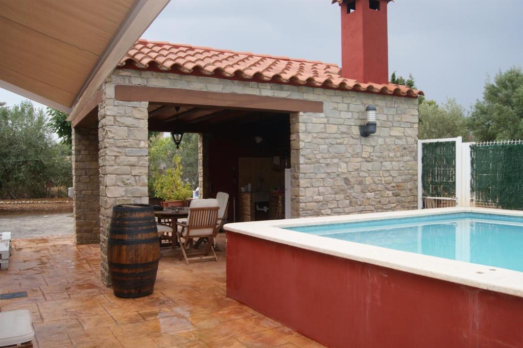 VILLA CHALET CAP I CORP (Spanje Alcossebre) - Booking.com