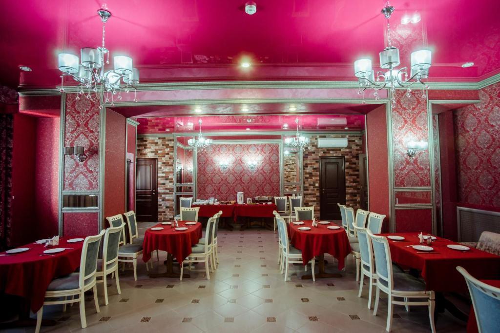 Ресторан / где поесть в Hotel Vintage