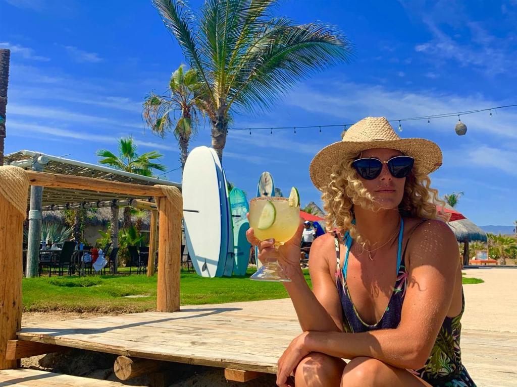 Hotel Cerritos Surf Town El Pescadero
