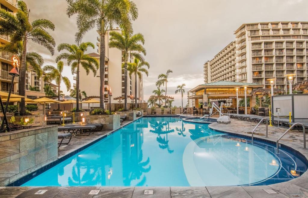 Resort Embassy Suites Waikiki Beach Honolulu Hi Booking Com