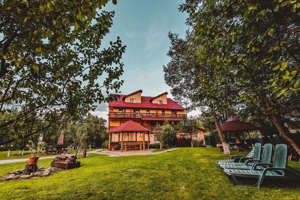 Hotel Raza De Soare Romania Breaza Booking Com