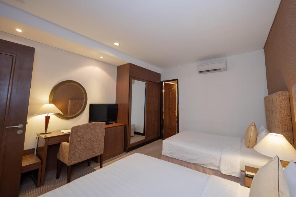 Phòng Deluxe Family 3 người