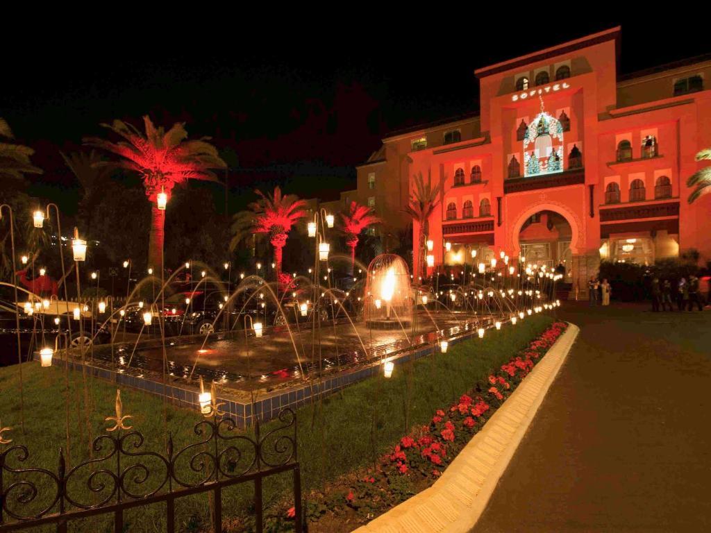 Hotel Sofitel Marrakech Palais Imperial (Marruecos Marrakech ...