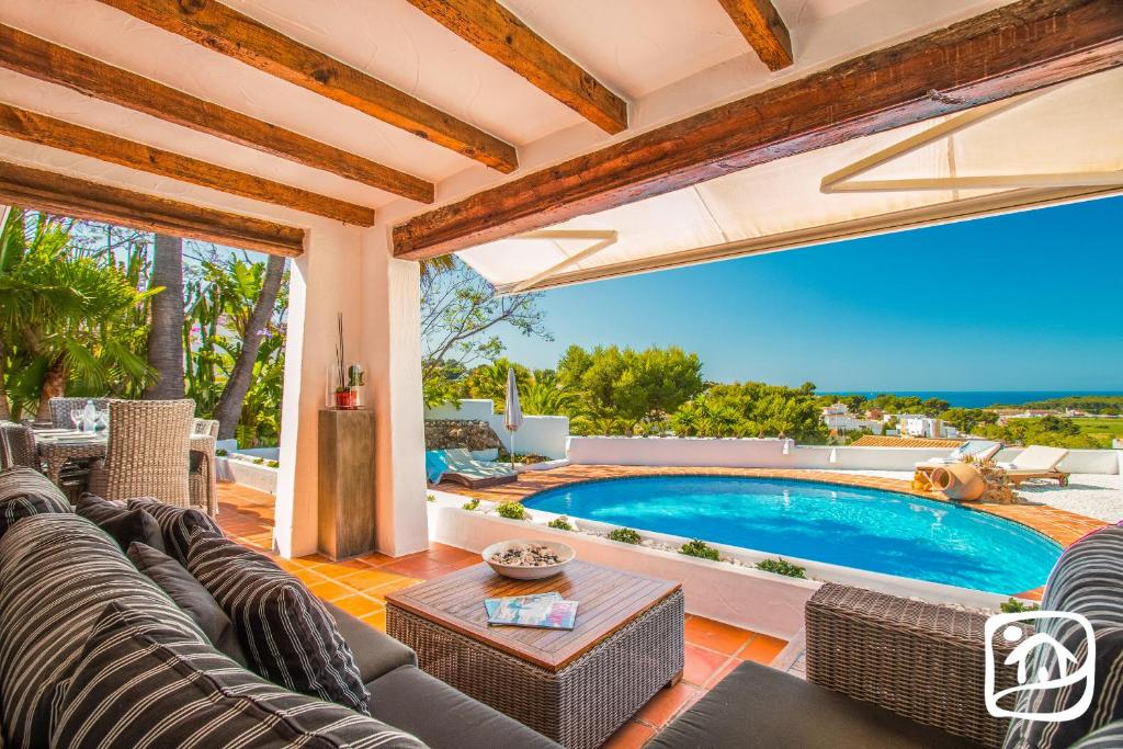 Abahana Villas Mistral (Spanje Moraira) - Booking.com