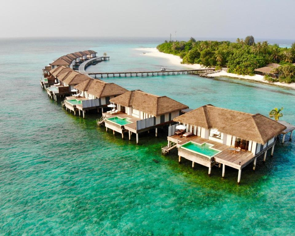 Resort Noku Maldives Manadhoo Maldives Booking Com
