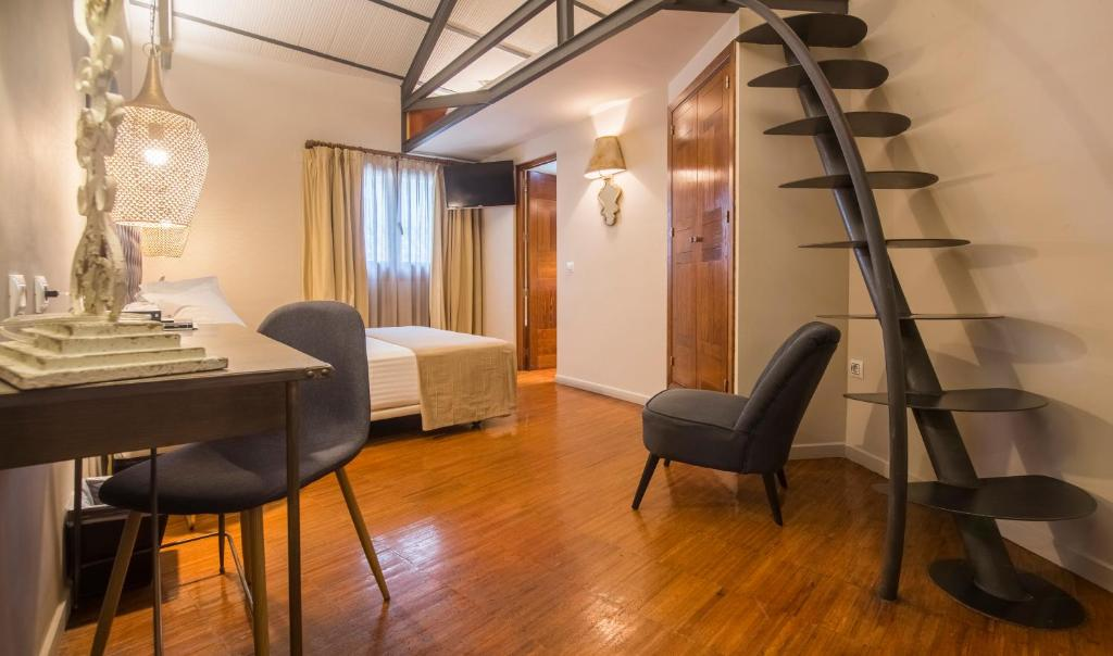 boutique hotels toledo provinz  51