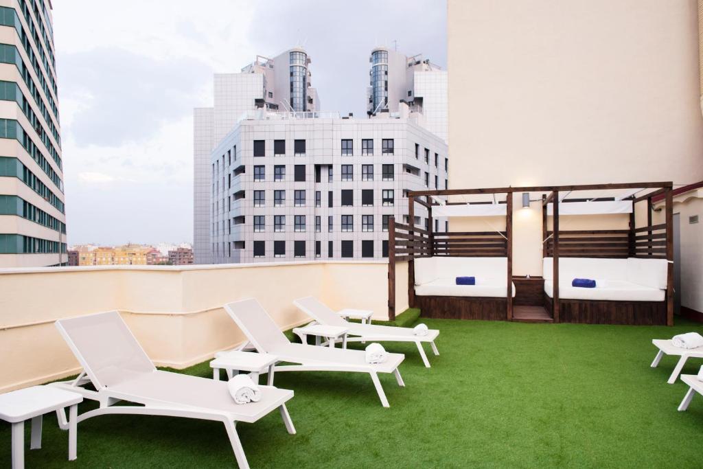 Hotel Eurostars Rey Don Jaime (España Valencia) - Booking.com