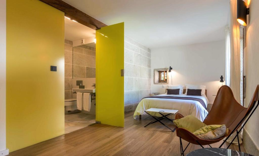 boutique hotels padron  7