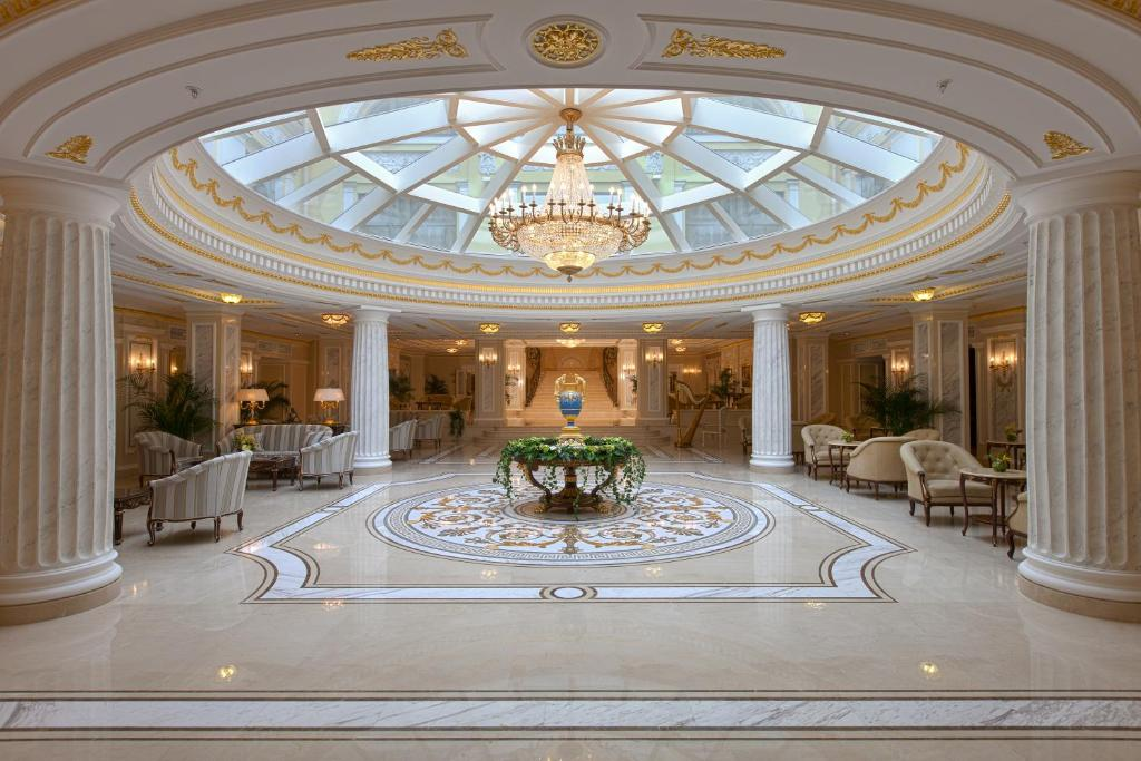 The State Hermitage Museum Official Hotel, San Pietroburgo ...