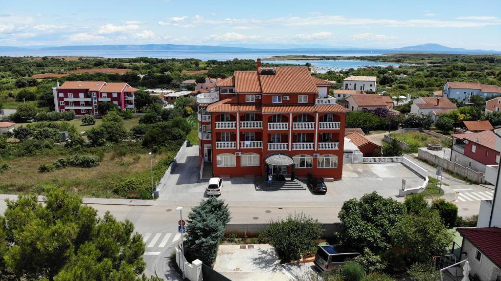 A bird's-eye view of Hotel Livadic & Restaurant
