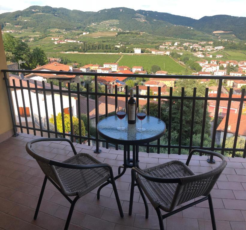 Apartment La Terrazza Di Beppe Negrar Italy Booking Com
