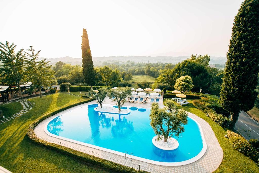 The swimming pool at or near Hotel Porta Del Sole