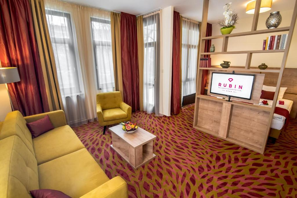 Rubin Wellness Conference Hotel Budapest Hungary Booking Com