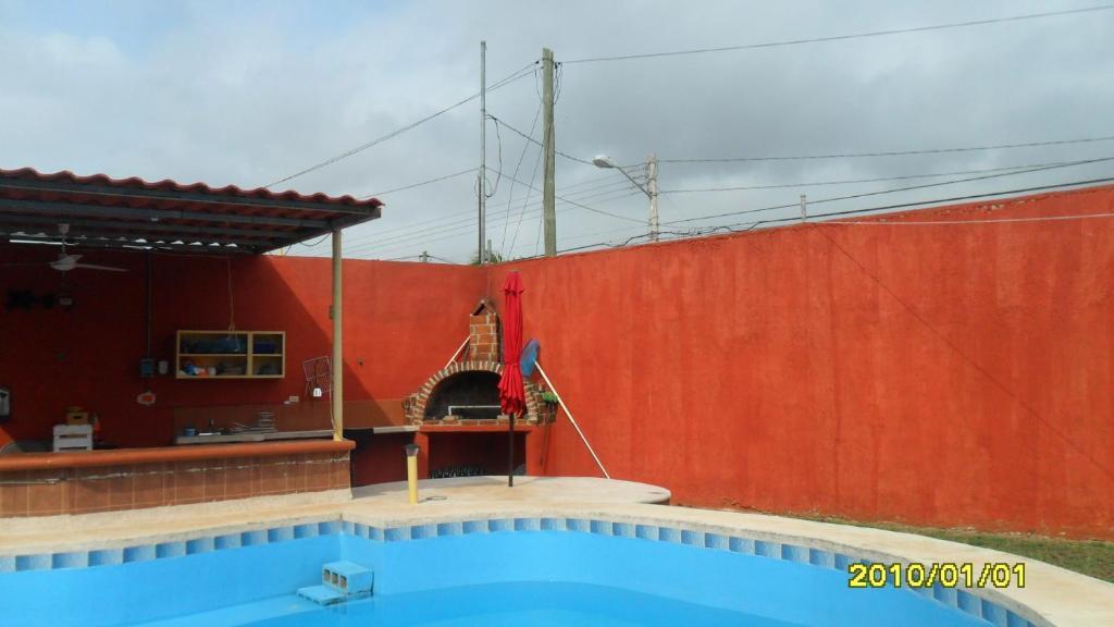 Bazén v ubytovaní RESIDENCIA JUAREZ alebo v jeho blízkosti