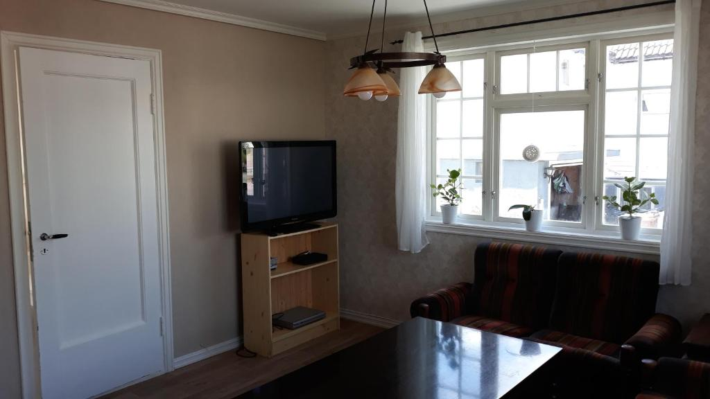 هتل Holiday House in Skudeneshavn