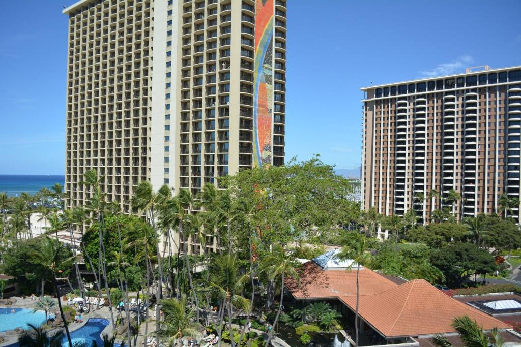 Hilton Hawaiian Village Waikiki Honolulu Hi Booking