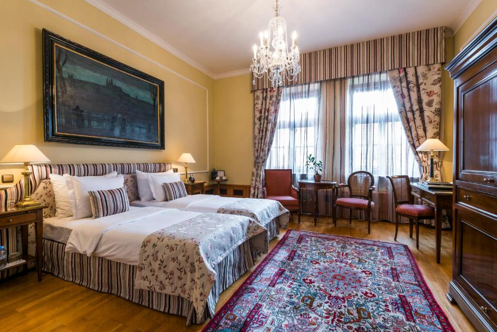 Hotel Golden Well Prague Czech Republic Booking Com