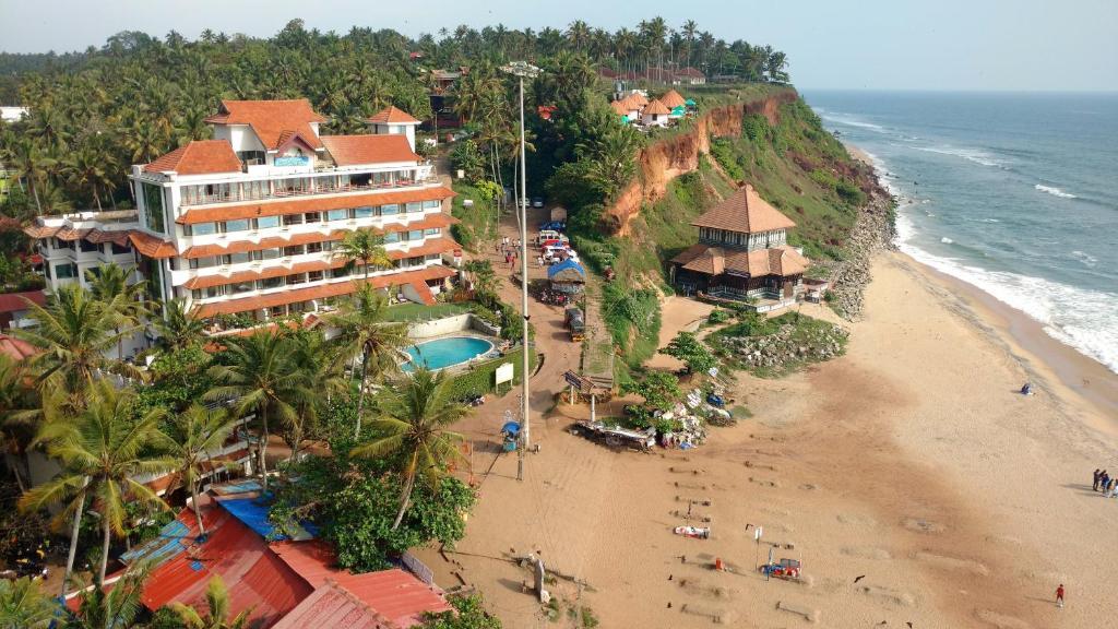 Hotel Hindustan Beach Retreat Varkala