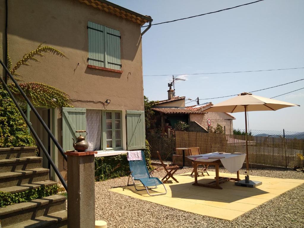Ferienhaus Maison, 3 Pces cuisine 60m² terrasse jardin ...