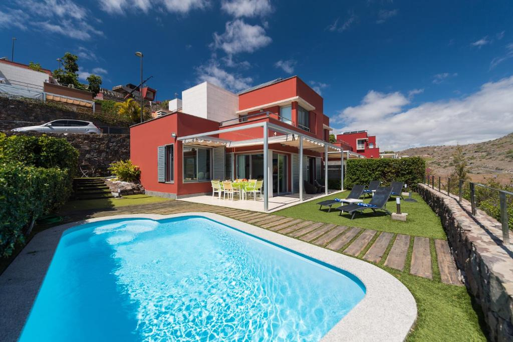 Villa VISTA GOLF 12 (España Salobre) - Booking.com