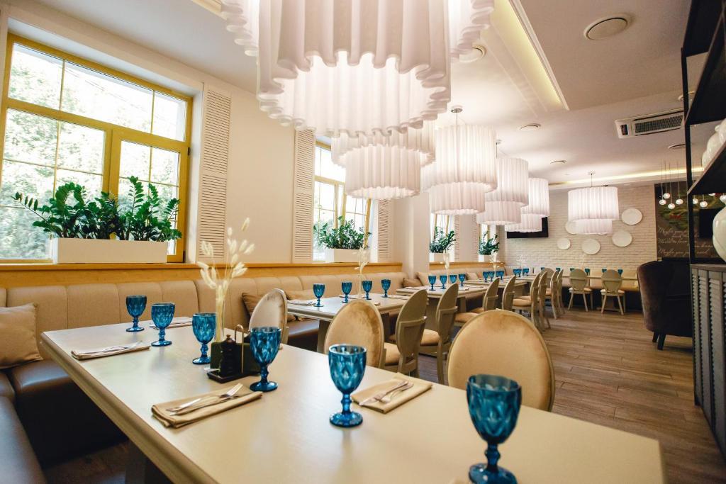 Ресторан / где поесть в Отель Вилладжио