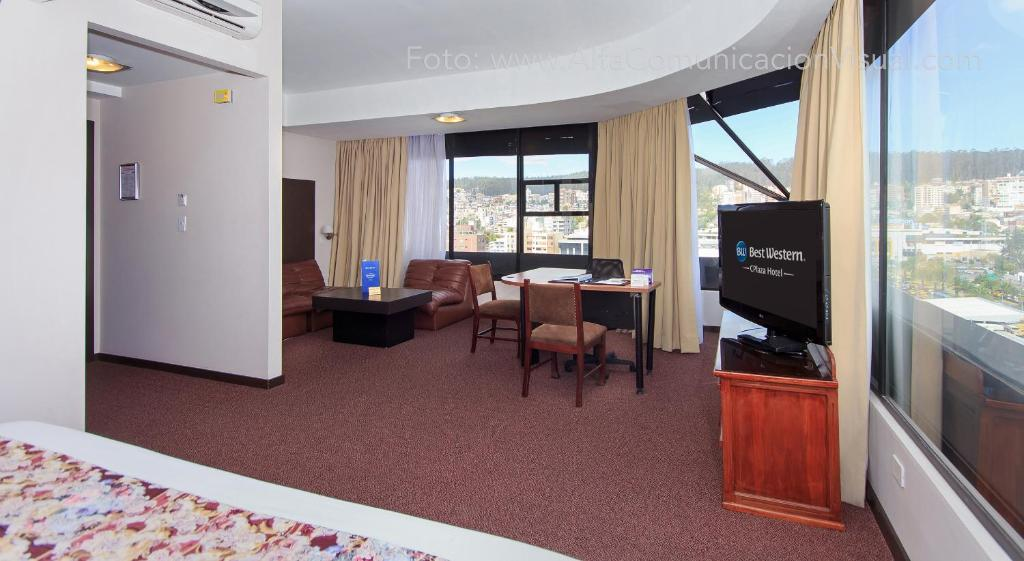 Best Western CPlaza Hotel (Ecuador Quito) - Booking.com
