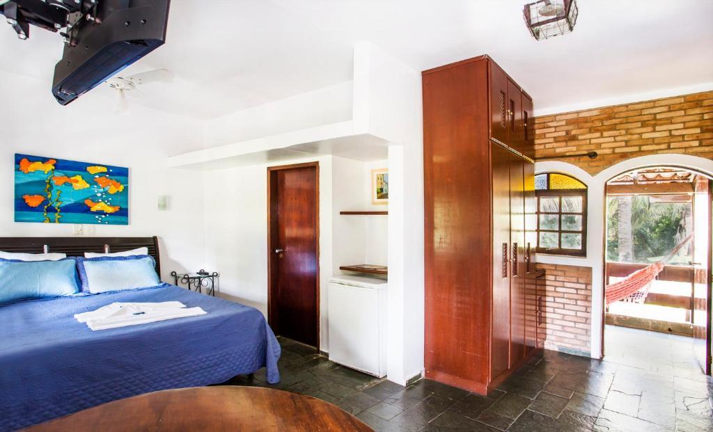 Feiticeira Praia Hotel acomodações Praia da Feiticeira Ilhabela