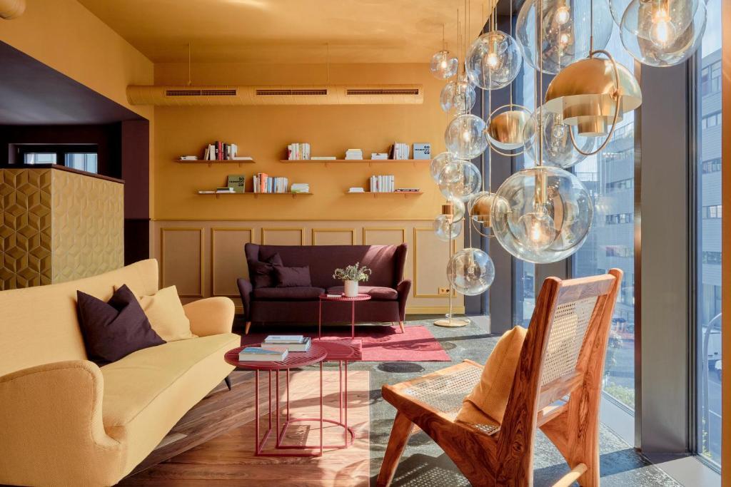 Lindley Lindenberg Hotel Frankfurt, Juli 2019