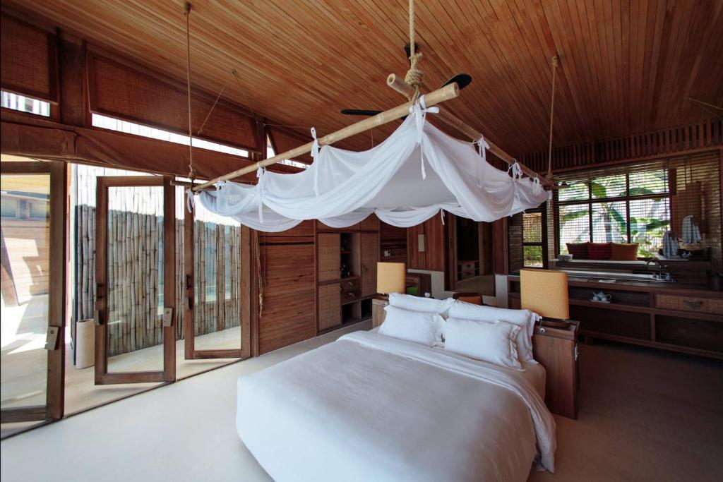 Biệt thự 3 Phòng ngủ có Hồ bơi Nhìn ra Biển