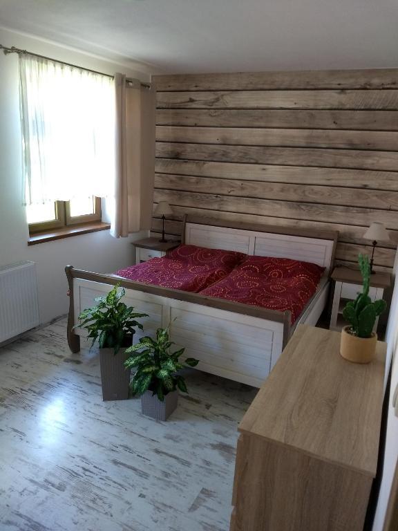 Ubytování Apartmány Máša