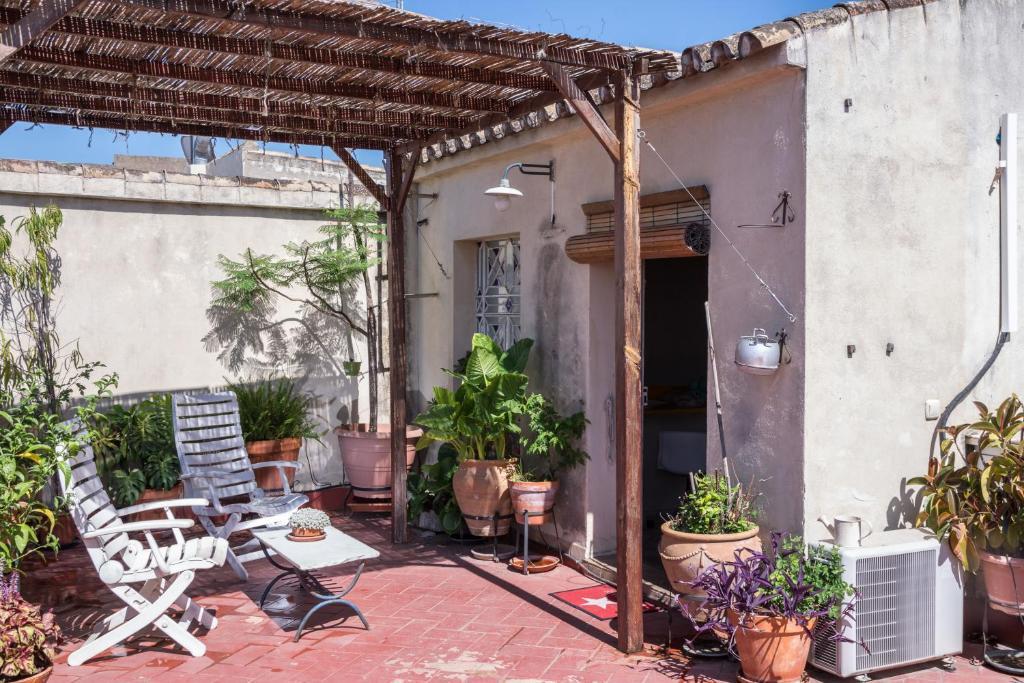 Apartamento Duplex Con Hermosa Terraza Cerca Alameda De