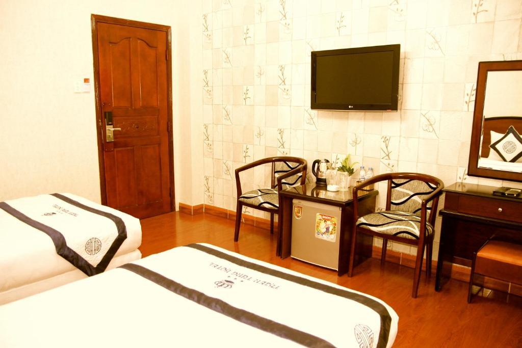 Phòng 2 Giường Đơn