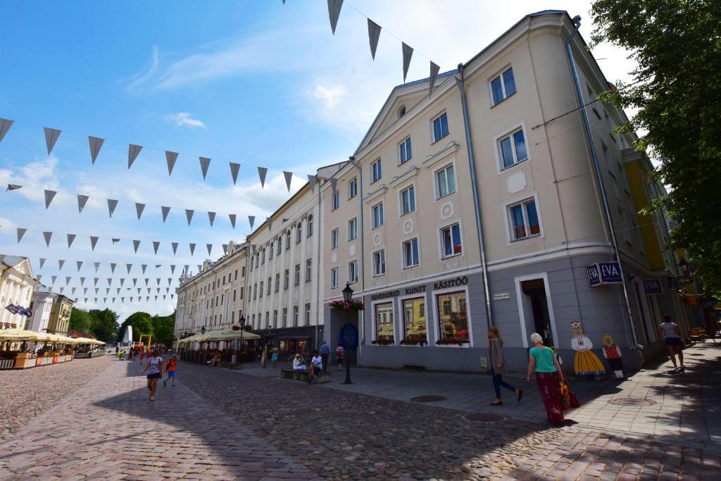 Huoneisto Kuuni 2 Viro Tartto Booking Com