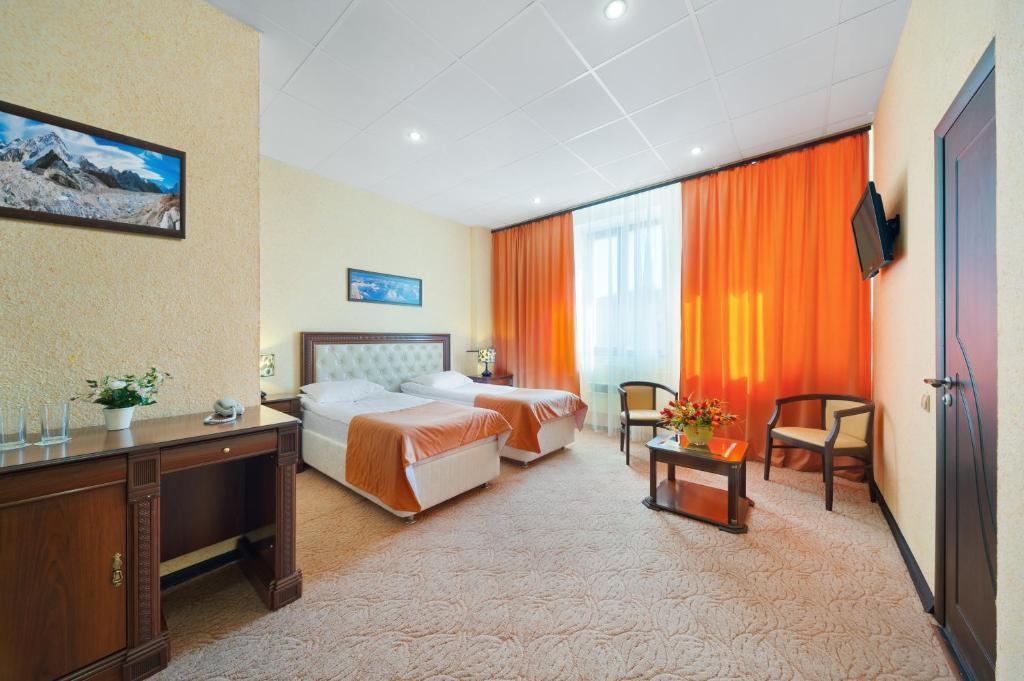 Улучшенный двухместный номер с 1 кроватью: фотография номер 2