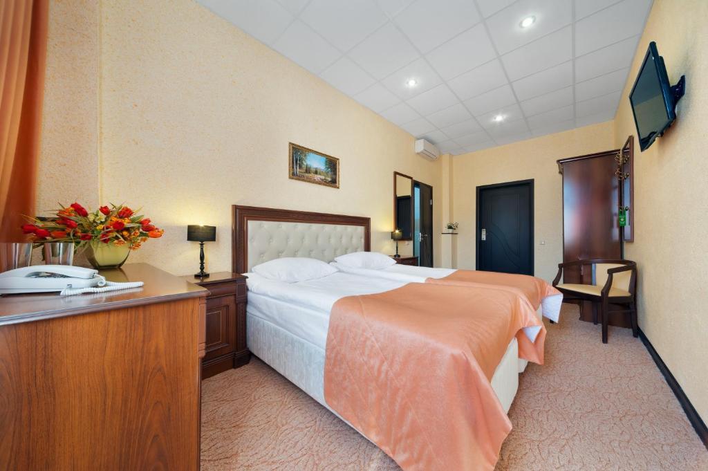 Стандартный двухместный номер с 2 отдельными кроватями: фотография номер 2