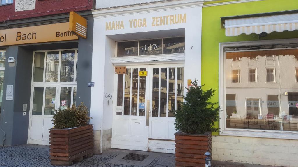 Weiche Betten Im Yoga Haus Berlin Updated 2019 Prices