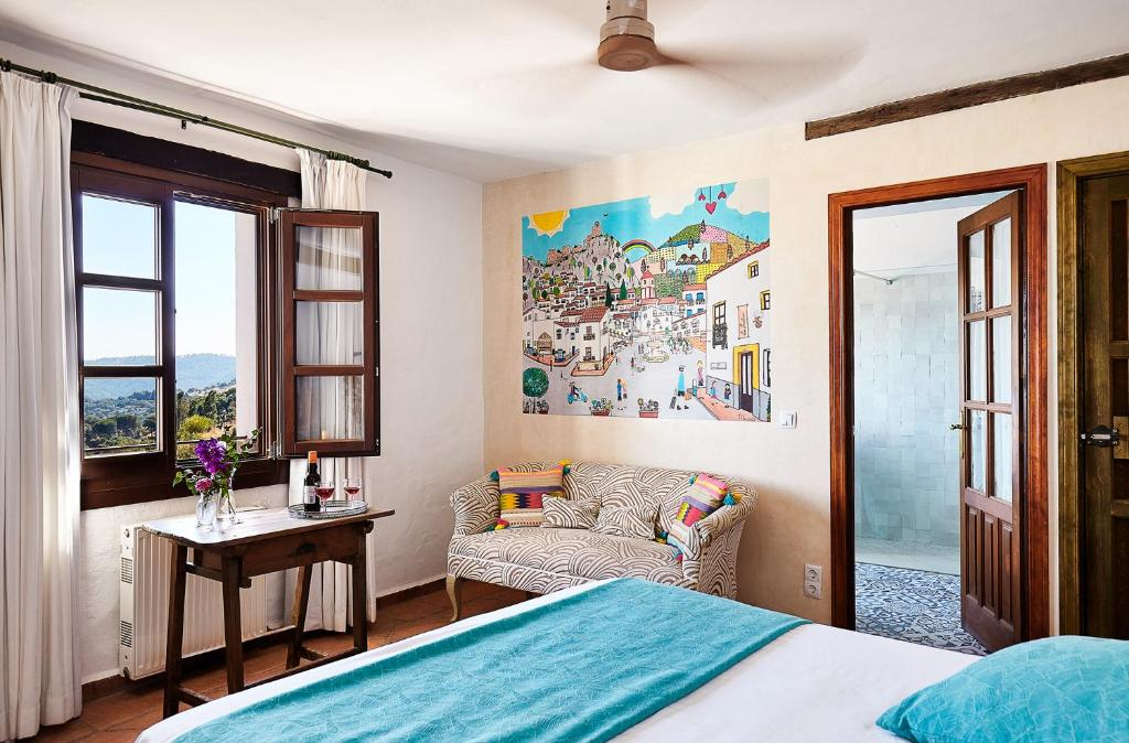 boutique hotels in málaga  225