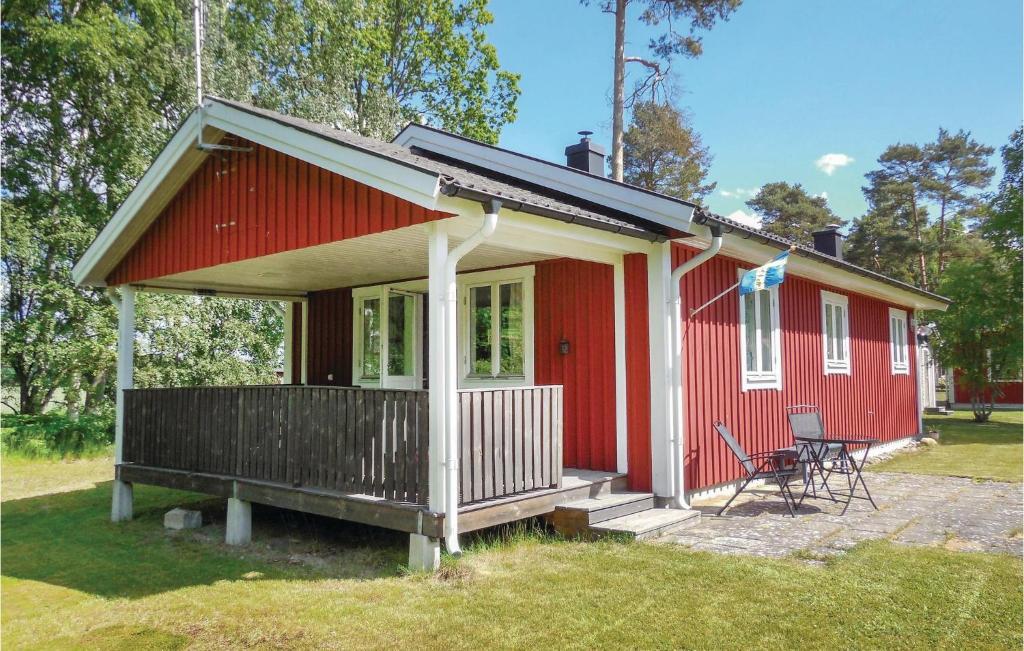 Kiosk in Mrrum, Overview, Restaurants - Visit Karlshamn