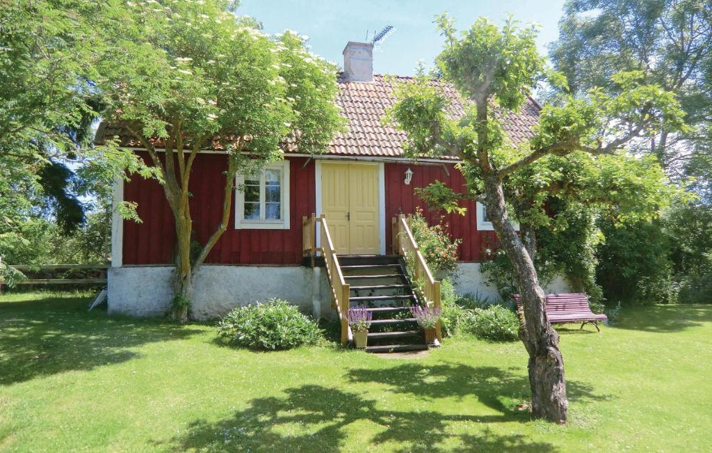 Holiday home Övra Bägby Bygata Borgholm, Nedra Sandby