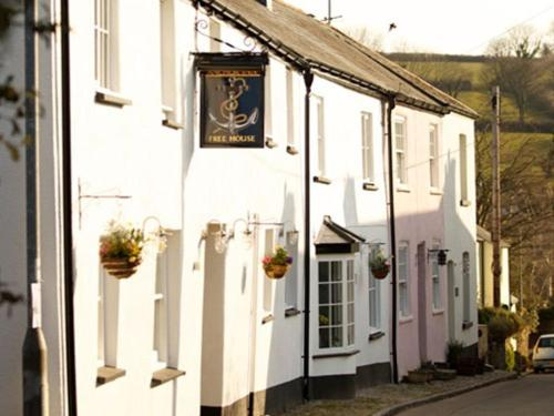 The Anchor Inn in Ivybridge, Devon, England
