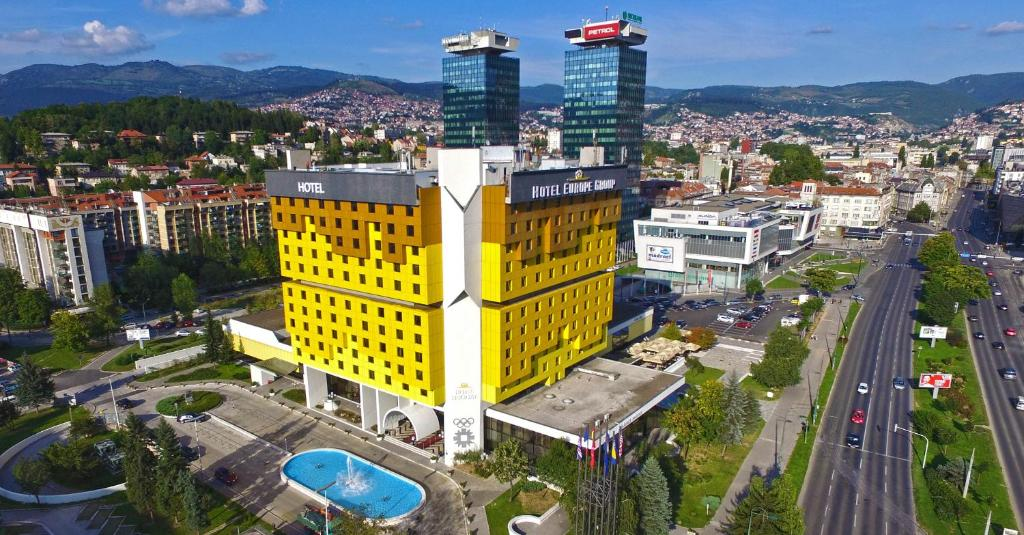 Hotel Holiday Sarajevo Updated 2020 Prices