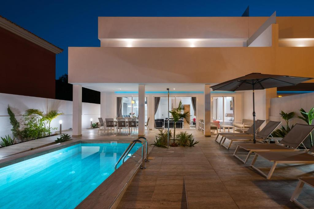 Villa Deluxe Suites Maspalomas (Spanje Maspalomas) - Booking.com