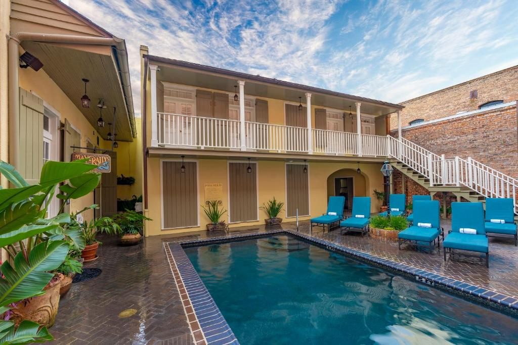 New Orleans Hotels >> Dauphine Orleans Hotel New Orleans Paivitetyt Vuoden 2019