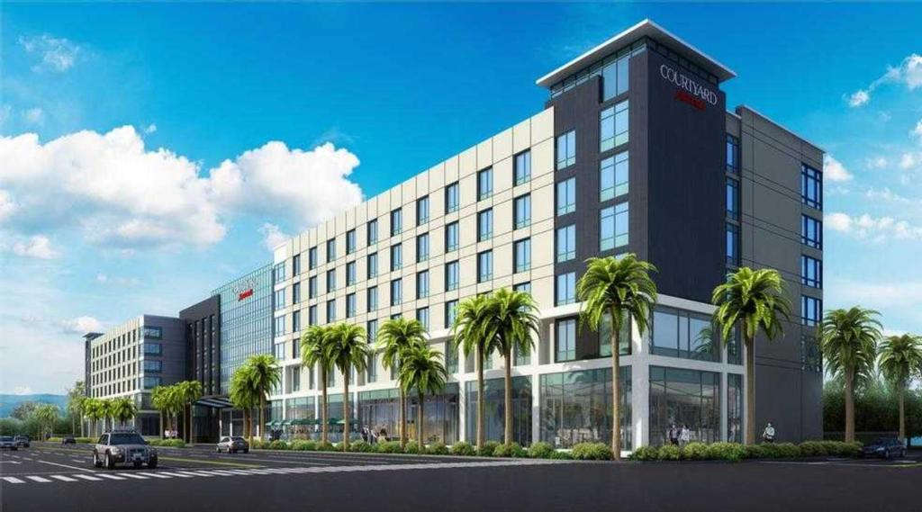 Courtyard by Marriott Los Angeles Monterey Park.