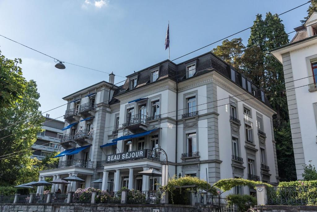 Hotel Beau Séjour Lucerne