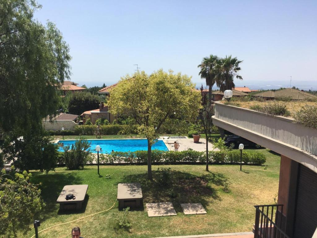 Luxury Villa Private Garden Mascalucia Italy Booking Com
