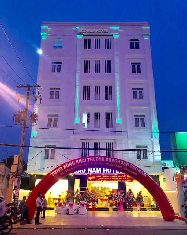 Khách sạn SAO NAM