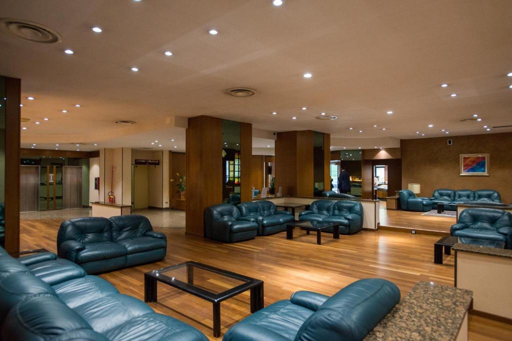 Hall o reception di Hotel San Francesco