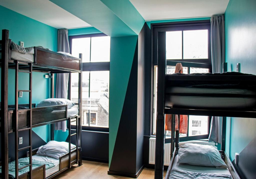 Letti A Castello Bassi.Amsterdam Hostel Leidseplein Amsterdam Prezzi Aggiornati Per Il