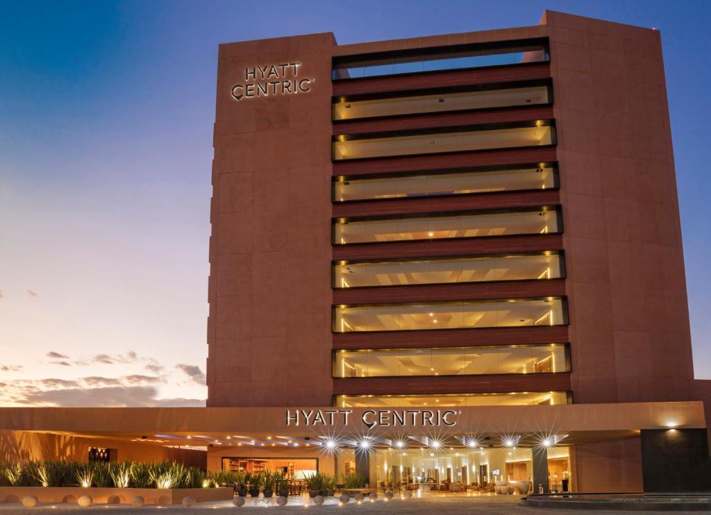 Hotel Hyatt Centric Campestre Leon (México León) - Booking.com